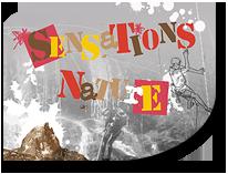 Logo Sensations Nature - Canyon et escalade dans les Pyrénées