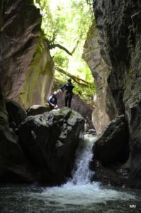 canyoning vallée Ossau accompagnateur guide