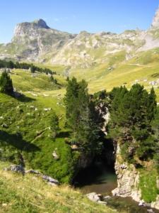 canyoning Pyrénées Cap de Pount