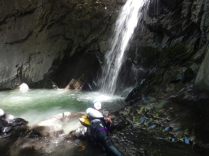 canyoning cap pount